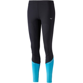Mizuno Static BT Tights Damen black/ocean/paradise